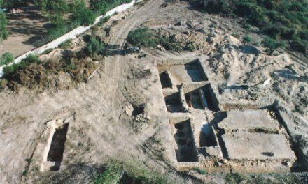 Cultura impulsa el proyecto de protección del Yacimiento Parque de las Naciones en Alicante